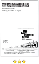 The Last Picture Show movie poster