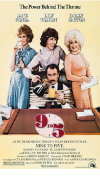9 to 5 movie poster