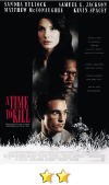 A Time to Kill movie poster