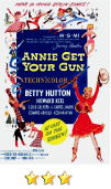 Annie Get Your Gun movie poster