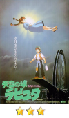 Castle in the Sky movie poster