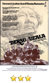 Dersu Uzala movie poster