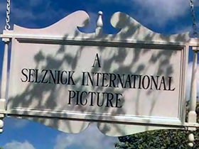 Selznick International Pictures logo (1939)