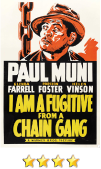 I am a Fugitive from a Chain Gang movie poster