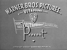 Warner Bros. logo (1932)