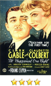 It Happened One Night movie poster
