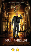 Night at the Museum movie poster