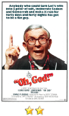 Oh, God! movie poster