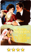 Sadie Thompson movie poster