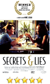 Secrets and Lies movie poster