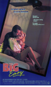 The Big Easy movie poster