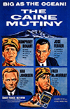 The Caine Mutiny movie poster