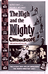 The High and the Mighty movie poster