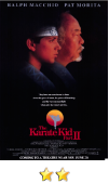 The Karate Kid, Part II movie poster