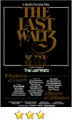 The Last Waltz movie poster