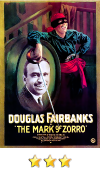 The Mark of Zorro movie poster