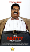 The Nutty Professor movie poster