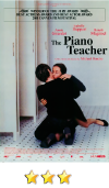 The Piano Teacher movie poster